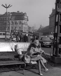 Városkép - Budapest - Marx tér