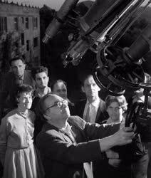 Tudomány - Évforduló - Tizenöt éves az Uránia Csillagvizsgáló