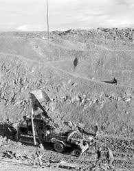 Bányászat - Új kötélpálya szénszállításhoz