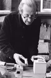 Kultúra - Vilt Tibor szobrászművész