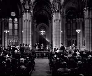 1960-as Kossuth-díjasok - Díjátadási ünnepség