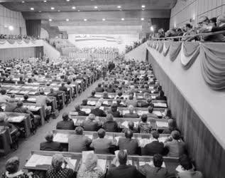 Belpolitika - A Hazafias Népfront VI. Kongresszusa