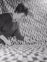 Iparművészet - Textil Iparművészeti Ktsz
