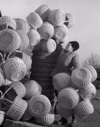Ipar - Népművészet - Hírek a kosaras faluból
