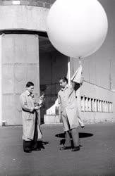 Tudomány - Országos Meteorológiai Intézet - Rádiószonda