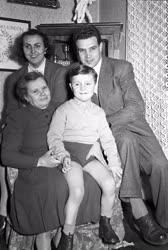 Sport - Szívós István és családja
