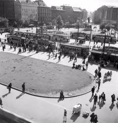Városkép - Baross tér
