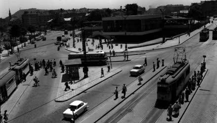 Városkép-életkép - A Déli Pályaudvar