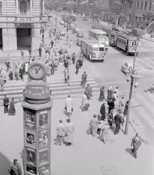 Városkép - A Blaha Lujza téren