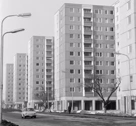 Városkép - Kitüntetés - Nívódíjas panelházak