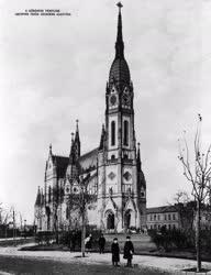 Városkép-életkép - A kőbányai Szent László templom