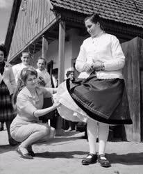 Ünnep - Húsvéti népszokások Galgamácsán