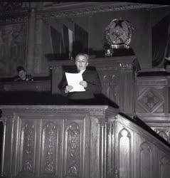 Belpolitika - Országgyűlés 1950-ben