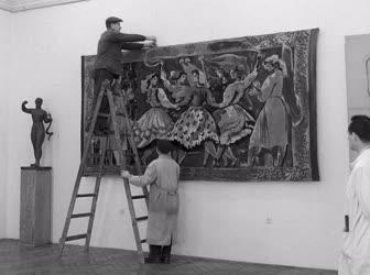 Kultúra - Budapest 15 éve című kiállítás