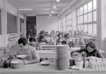 Ipar - Kőbányai Porcelángyár új üzemrésze