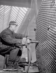 Gépipar - A Vegyipari Gép- és Radiátor gyár