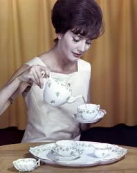 Kereskedelem - Reklám - Herendi porcelán