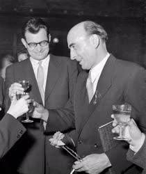 Belpolitika - Major Tamás a Kossuth-díjjal