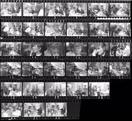 Filmművészet - A Jó estét nyár, jó estét szerelem című film felvételei