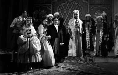 Kultúra - Opera - Mozart: Szöktetés a szerájból