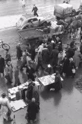 1956-os forradalom - Megindul a polgári élet Budapesten