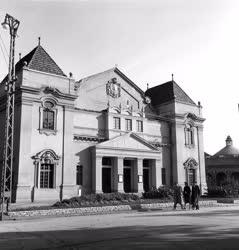 Színház - A Szolnoki Szigligeti Színház