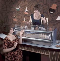 Reklám - Casino presszókávéfőző gép