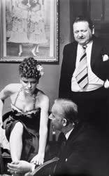 Kultúra - Film - Megbízható úriember című tv-film forgatása