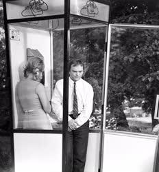 Film - Elsietett házasság forgatása