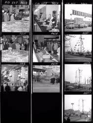 Kiállítás - Ipar - Külkapcsolat - Lipcsei Kiállítás