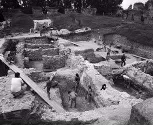 Régészet - Árpád-kori temető
