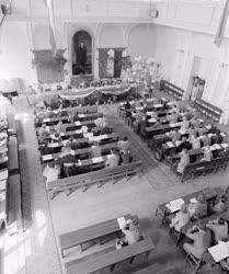 Belpolitika - A Szolnok Megyei Tanács ülése