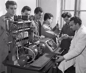 Tudomány - Tudományos vizsgálatok a Budapesti Műszaki Egyetemen