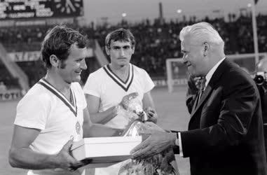 Sport - Labdarúgás - Magyarország-Jugoszlávia mérkőzés