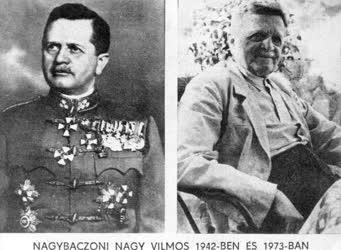 Belpolitika - Nagybaczoni Nagy Vilmos