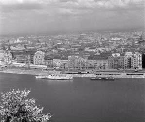 Városkép - Budapest - Tavasz