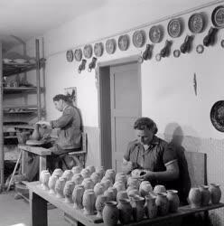 Népművészet - Kézművesség - Mezőtúri fazekasok