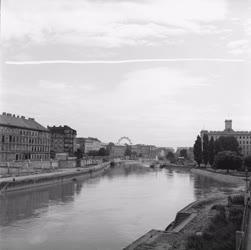 Városok - A bécsi Duna part