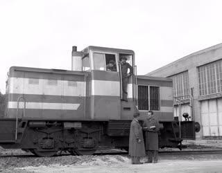 Járműipar - A győri Wilhelm Pieck Vagon- és Gépgyár új gyártmányai