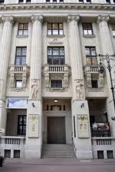 Városkép - Budapest - VÁCI 1 üzletház