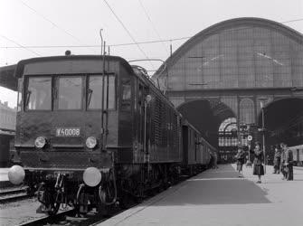 Közlekedés - Kitüntették a Budapest Keleti pályaudvar csomópontot