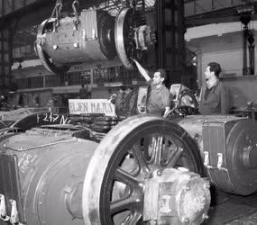 Vállalat - Klement Gottwald Villamossági Gyár