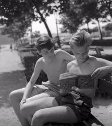 Szabadidő - Pihenés a Szent István parkban