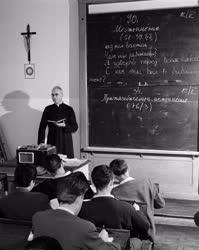Oktatás - Egyházi iskola - A Piarista Gimnázium