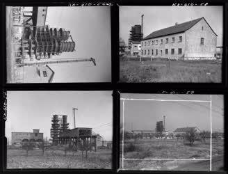 Ipar - Bányaipar - Építkezés - Dorogi Mészmű