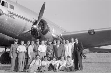 Légi közlekedés - Új belföldi repülőjárat