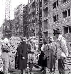 Építkezés - Béke úti ház