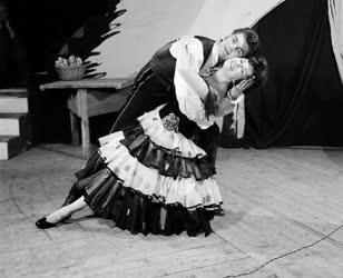 Kultúra - Balett - De Falla: Háromszögletű kalap
