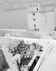 Kultúra - Műemlékvédelem - Renoválják a visegrádi várat