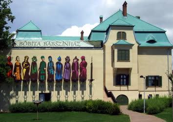 Pécs - A Bóbita Bábszínház épülete